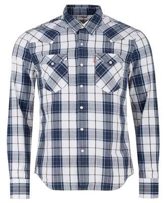 Levi's Barstow Western Checked Shirt