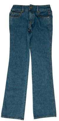 Missoni Mid-Rise Straight-Leg Jeans w/ Tags