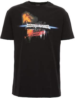 Balmain Apocalypse Print T-Shirt