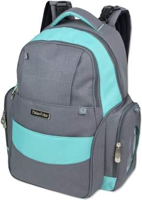 Fisher-Price Fashion Backpack Grey, Aqua