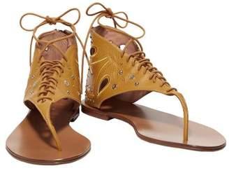 IRO Toe post sandal