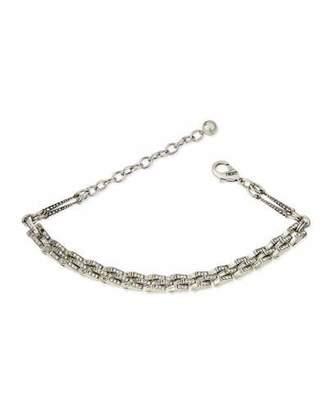 Lulu Frost Satellite Crystal Choker Necklace $325 thestylecure.com