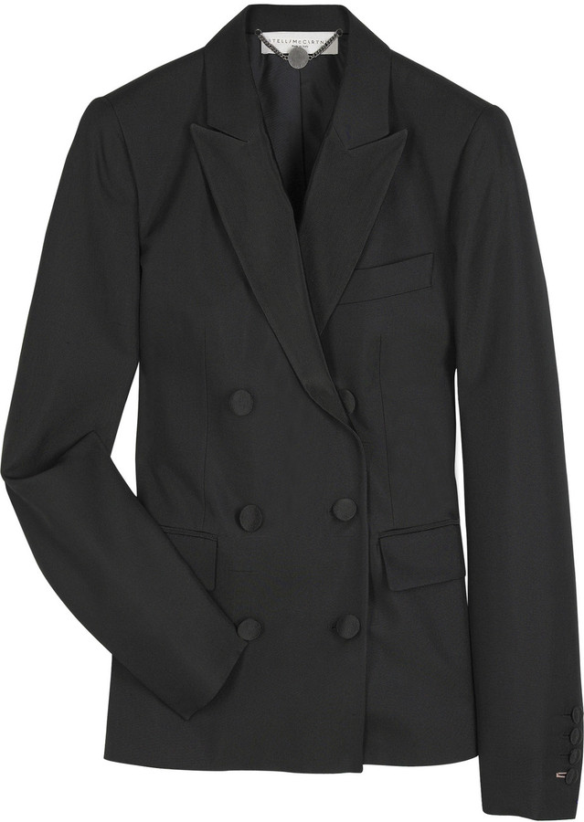 Stella McCartney Stella silk jacket