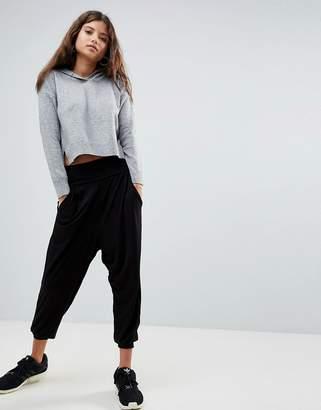 95b22cdbb611 Asos Design DESIGN ultimate jersey harem trousers