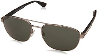 Tommy Hilfiger Men's Th1544s Square Sunglasses 59 mm