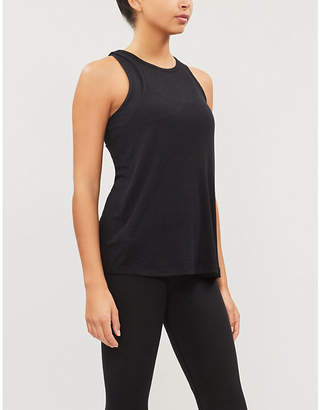 Lorna Jane All Round racer-back stretch-jersey top