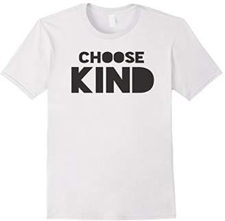 Choose Kind anti-bullying message t-shirt