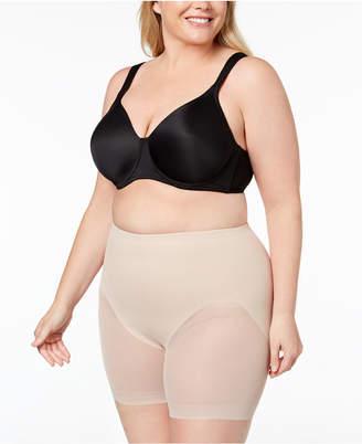 Miraclesuit Women's Shapewear Extra Firm Tummy-Control Rear Lifting Boy Shorts 2776