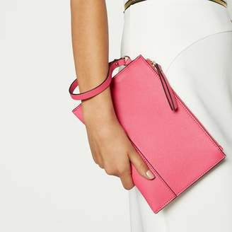 Star by Julien Macdonald Pink Clutch Bag