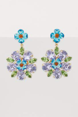 Dolce & Gabbana Flowers earrings