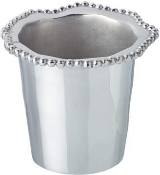 Mariposa Pearled Wavy Ice Bucket
