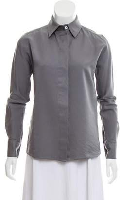 Marc Jacobs Long Sleeve Button Up