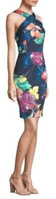 Trina Turk Ace Floral Dress