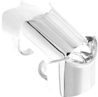 Eddie Borgo Silver Hinged Ring