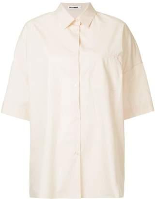 Jil Sander poplin shirt