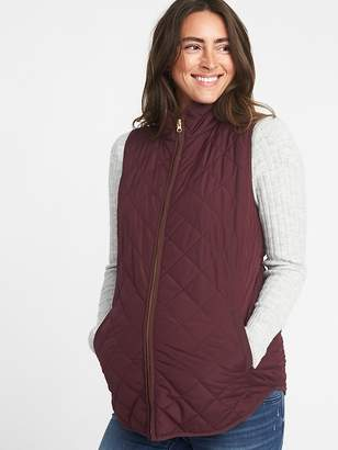 Old Navy Maternity Quilted Vest