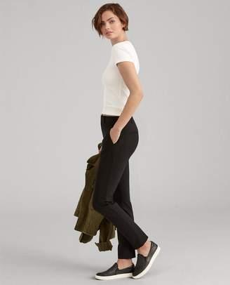 Ralph Lauren High-Rise Twill Straight Pant