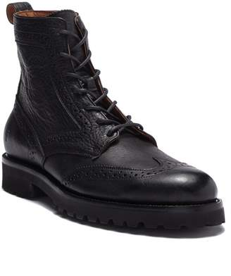 Frye Earl Wingtip Boot