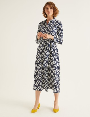 Boden Isodora Midi Shirt Dress