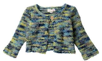 Mimi & Maggie Ombre Rainbow Shrug Sweater (Baby, Toddler, Little Girls, & Big Girls)
