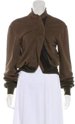 Haider Ackermann Knit Long Sleeve Jacket
