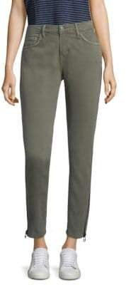 Sandrine Rose Cotton Skinny Jeans