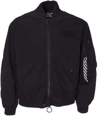 Off-White Off White Zipped Jacket