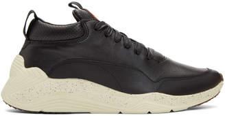 McQ Black Gishiki Hybrid Low Sneakers