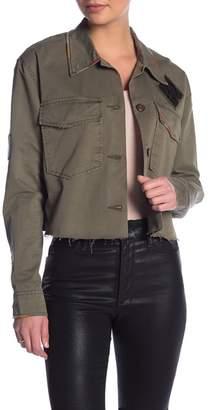 Joe's Jeans Marie Military Shirt