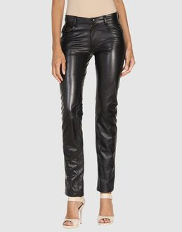 BESS NYC Leather pants