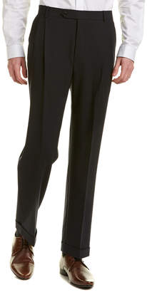 Brooks Brothers Madison Fit Wool-Blend Pant