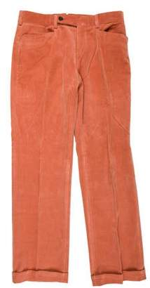 Tom Ford Corduroy Relaxed Pants