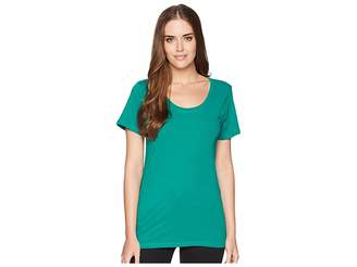 Pendleton Short Sleeve Pima Tee Women's Clothing