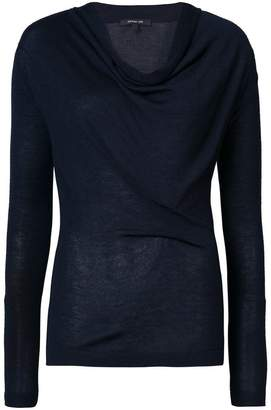 Derek Lam Ciciley Long Sleeve Sweater