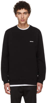 Givenchy Black Archive Date Sweatshirt