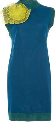 Claudia Li Knit Sleeveless Tunic