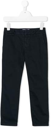 Dondup Kids straight-leg chinos