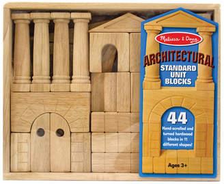 Melissa & Doug Toy, Architectural Unit Blocks