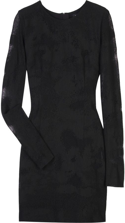 Alexander Wang Silk blend dress