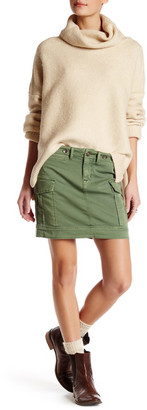 HUDSON Jeans Nell Cargo Skirt $165 thestylecure.com