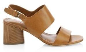 Via Spiga Libby Leather Sandals