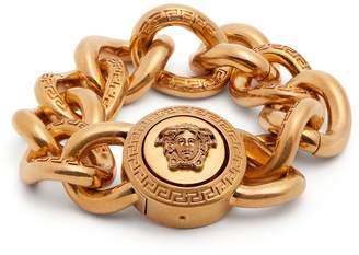 Versace Medusa chunky bracelet