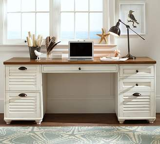 Pottery Barn Whitney Rectangular Desk