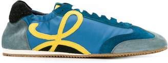 Loewe panelled sneakers
