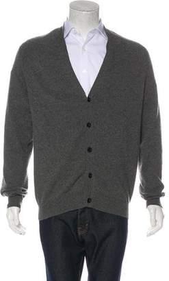 Burberry Cashmere V-Neck Cardigan