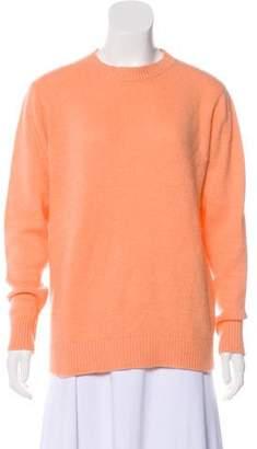 The Elder Statesman Cashmere Casual Sweater
