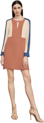 BCBGMAXAZRIA Cori Colorblocked Dress