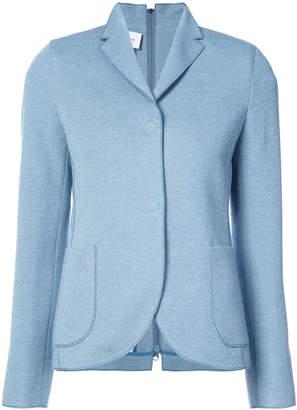 Akris Punto rear zip blazer