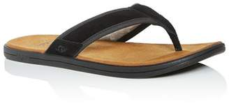 UGG Black Men's Sandals | 10 UGG Black Men's Sandals | ShopStyle