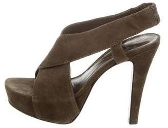 57219f5526f3 Diane von Furstenberg Green Women s Shoes - ShopStyle